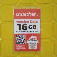 VOUCHER SMARTFREN 16 GB