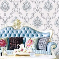 Wallpaper Dinding Classic Damask VICTORY VC128-1 - 128-4