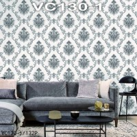 Wallpaper Dinding Classic Damask VICTORY VC130-1 - 130-4
