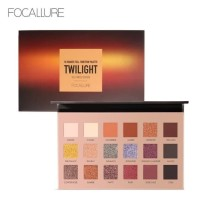 Focallure 18 Colours Twilight Shimmer Matte Glitter Eyeshadow Palette
