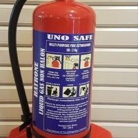 APAR LIQUID GAS 4 KG AF 11 HATRON MERK UNO SAFE APAR GAS BERSIH af11