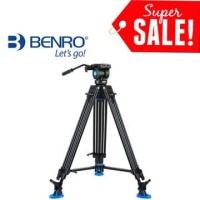 BENRO KH26NL Profesional Video Tripod Kit