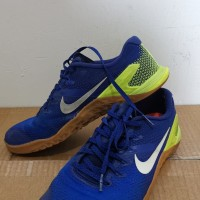 Nike Metcon 4 second 75% warna biru RARE