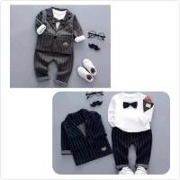 Baju Anak Setelan Jas Rompi Fashion / Tuxedo Anak Impor / Baju Pesta