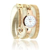 jam tangan fashion wanita gelang lilit bracelet watch women jwa031
