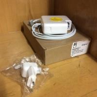 Terhot Adaptor Magsafe 2 Charger Apple Macbook Air 60W / 60 Watt Baru