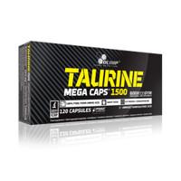 Olimp Taurine Mega Caps 120caps Pump Volumizing Fat Burning Metabolism