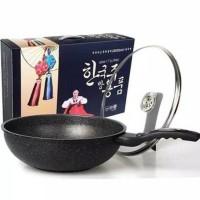 Wajan anti lengket / wok pan 32cm