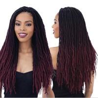 Terbaik Wig / Rambut Palsu Sintetis Model hazel Warna Coklat Gaya