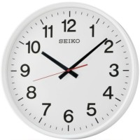 Aerocart Official Store SEIKO Wall Clock QXA700W Quiet Sweep Ø40 cm