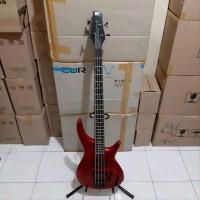 Bass ibanez SDGR merah new