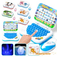 New ★SC Laptop Chinese English Learning Computer Toy for Boy Baby