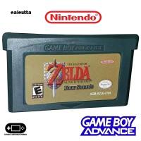 Kaset GBA Gameboy Advance SP Gameboy Micro GBM Judul Zelda