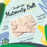 Promo Single Step Maternity Belt Korset Breathable Elastic Import