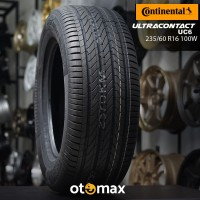 Ban Mobil Continental UltraContect UC6 235/60 R16 100W