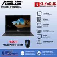 ASUS ZENBOOK UX331UA-8250U-8GB-512GB-WIN10 SLATE GREY