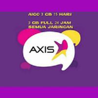 VOUCHER AXIS AIGO 3GB 15 HARI