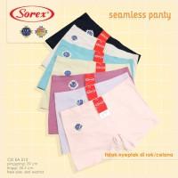 CD Short Sorex - CD Boxer Seamless Sorex tanpa jahitan 512