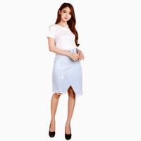 Rok mini denim Wanita Dewasa Casual Model Terbaru - Jfashion Nia