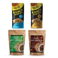Paket Snack Mola Granola & Mola Kuaci