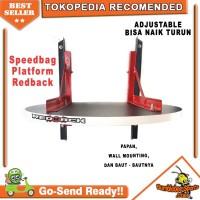 Speedbag Platform Redback Adjustable Gantungan WallMounting speed ball