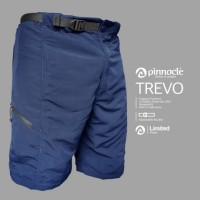 Celana outdoor pendek Pinnacle trevo gesper quick dry ultralight