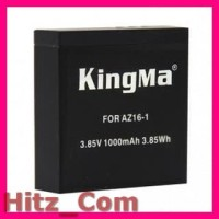 Kingma Baterai Xiaomi Yi 2 4K 1000mAh AZ16 1 Black