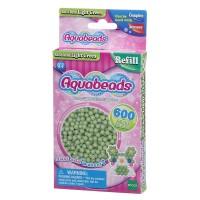 Mainan Edukasi Aquabeads Common Light Green Solid