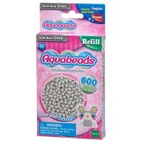 Mainan Edukasi Aquabeads Common Gray Solid
