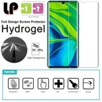 Hydrogel Mi Note 10 - Anti Gores Xiaomi Mi Note 10 Full Curved Edge
