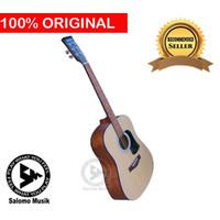 Gitar Akustik Acoustic Elektrik Electric Grande DE-100