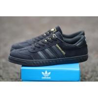 Sepatu Adidas Hamburg Sneakers Original Pria Shoes Casual Premium