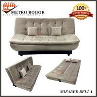 PROMO TERLARIS SOFABED / SOFA BED BELLA