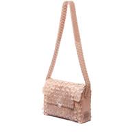 Byo Mailbox Bag Medium in Taupe
