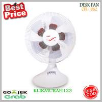 """Kipas Angin Turbo Desk Fan 12"""" Model Cfr 1082"""