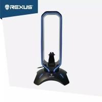 Rexus J3 Bungee Headset Standing RGB with USB Hub