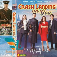 DVD Series Korea 2020 : Crash Landing on You 4disc