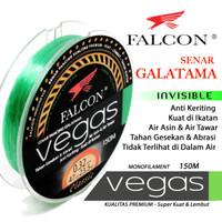 Senar Pancing Falcon VEGAS 150 Meter / GALATAMA - 0.17mm  11lb