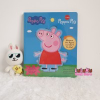 Buku Cerita Anak Story Book with Figure - Peppa Pig - I am Peppa Pig