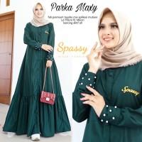 Gamis Dress murah Terbaru Baju Gamis syari Modis Baju Gamis Parka Maxy