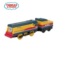Thomas & Friends TrackMaster Motorized Engine (Rebecca) -Mainan Kereta