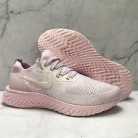 Nike Epic React Pink Peach Sneakers For Woman Premium Original