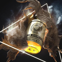 ILLUMINATE LION by Illuminati Vapor X JRX Brew