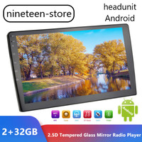 Headunit Android Universal 10 Inch 2GB Double Din Head Unit Tape Mobil