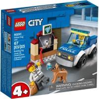 LEGO 60241 - City - Police Dog Unit