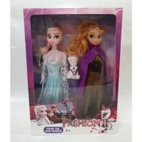 Boneka Barbie Frozen 2 / Mainan Anak Boneka Frozen Fashion 2
