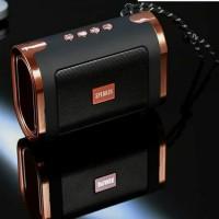 Speaker T12 suara Super kencang ngebass Produk mini sehingga mudah dib