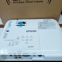 projector proyektor epson eb x300 second