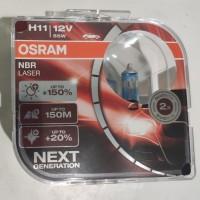 Osram NBR Laser (NBL) H11 Headlamp