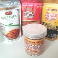 Paket Makanan Anti GTM (Kering Kentang, Abon, Kremes, Teri Crispy)
